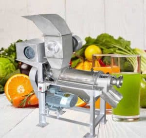 Automatic Fruit Crushing and Juicer Machine with Crushing Function