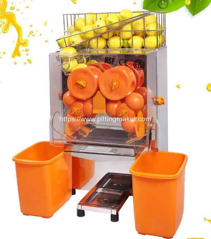 Automatic Orange Juicer Machine Dates Pitting Machine Cherry