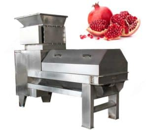 Automatic Pomegranate Peeling Separating Machine